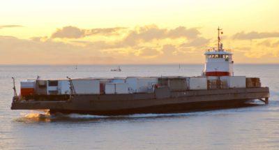 Short Sea Shipping in BC